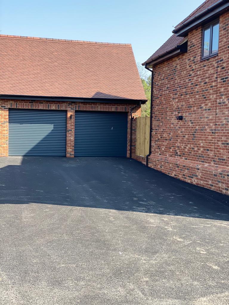 Anthracite Grey Roller Garage Doors Canterbury Thanet.