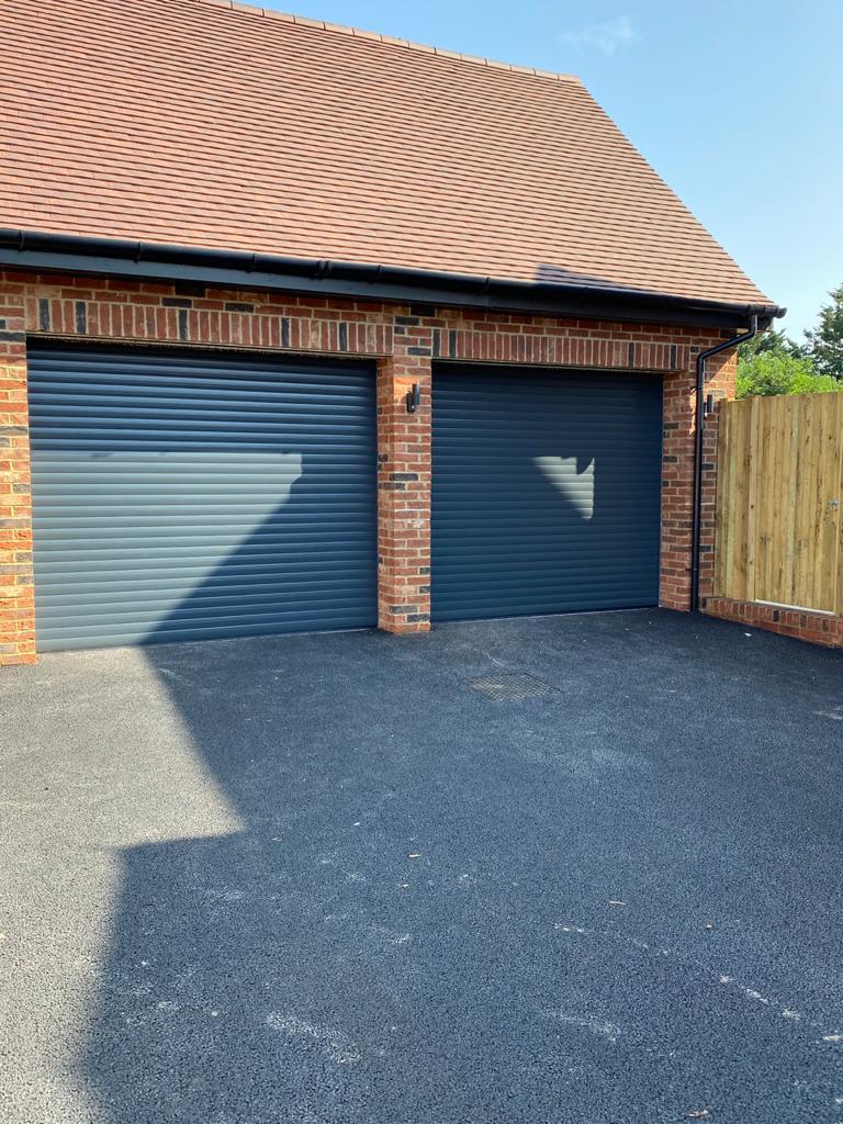 Anthracite Grey Roller Garage Doors Thanet
