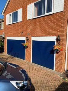 Blue Roller Garage Doors Thanet